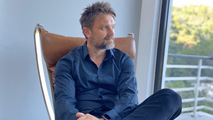 Irish Fintech Startup LEVERIS - CEO & Founder Conor Fennelly