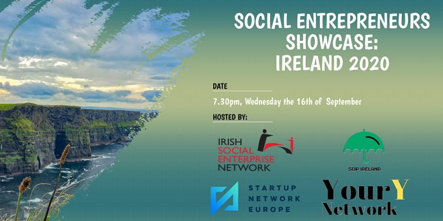Social Entrepreneurs Showcase