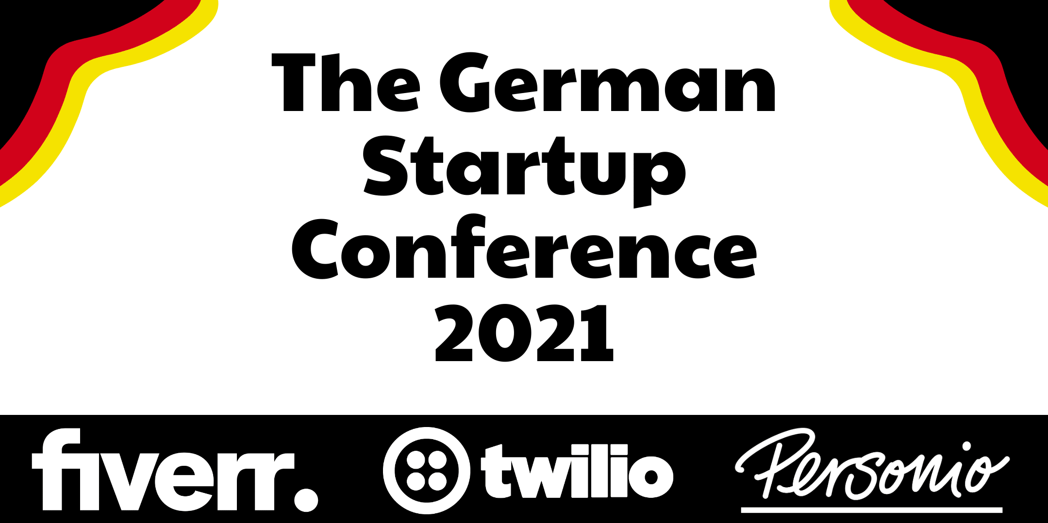 The German Startup Conference 2021