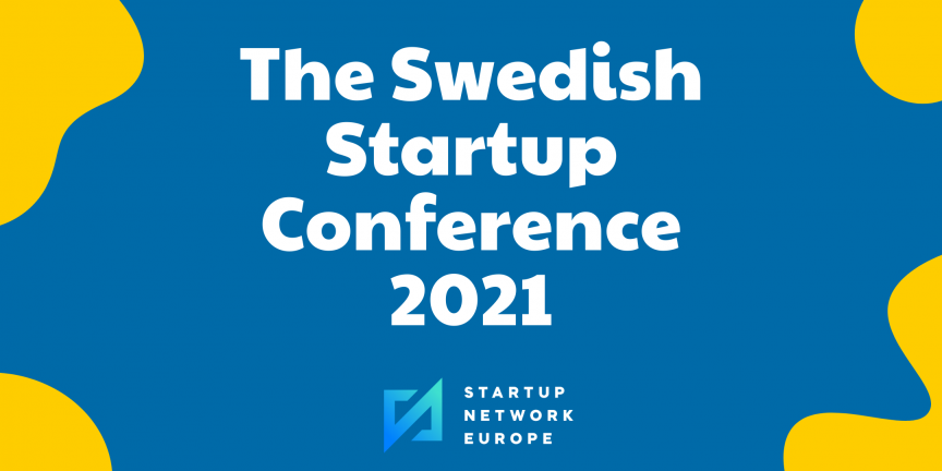The Swedish Startup Conference 2021
