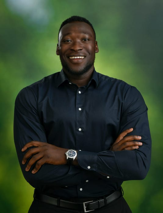 Nelson T. Ajulo, Founder of Zwarttech and The TBEC Group of Companies
